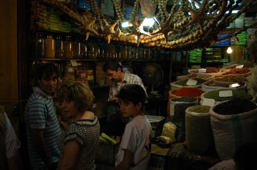 Orientalischer Markt